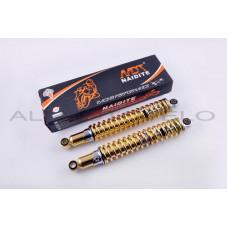 Амортизаторы (пара)   МИНСК   345mm, регулируемые   (золотистые)   NDT, пара