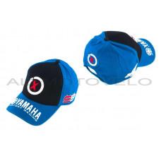 Бейсболка   YAMAHA   (черно-синяя), шт