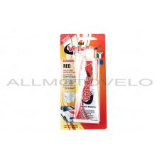 Герметик силиконовый   85мл  (красный)   MANLE, шт