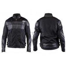 "Мотокуртка   ""SCOYCO""   (текстиль) (size:L, черная, mod:JK)"