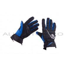 Перчатки   SCOYCO   (size:XL, синие, текстиль), пара