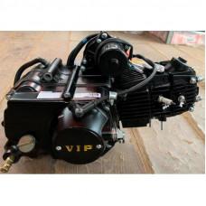 Двигатель DELTA , ALFA , ACTIVE-110 ( механика) VIP ЧЁРНЫЙ