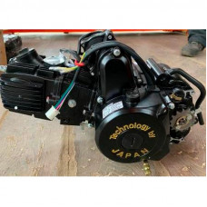 Двигатель DELTA , ALFA , ACTIVE-110 ( полуавтомат) VIP ЧЁРНЫЙ