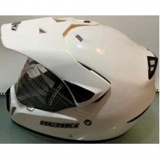Шлем кроссовый NENKI MX-310 белый