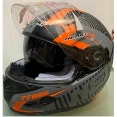 Шлем с очками NENKI FF-856