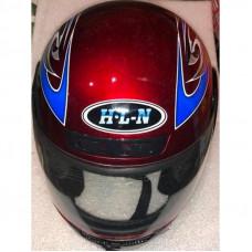Шлем красный
