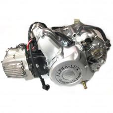 Двигатель DELTA,ALFA,ACTIVE-110 ( механика)