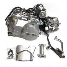 Двигатель DELTA,ALFA,ACTIVE -70  (механика)