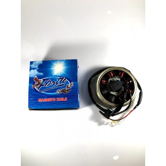 Генератор с магнитом GY-6-80 8 катушек (6+2)